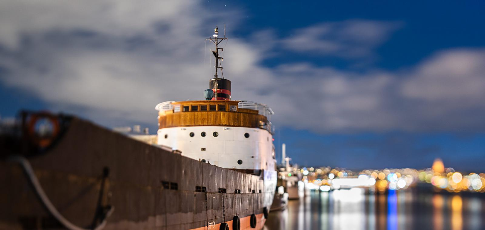 Lastfartyget Fryken