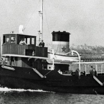 Bogserbåten Herkules