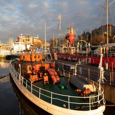 Brandbåten Flodsprutan